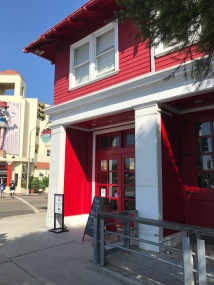 Firehouse Restaurant Venice Beach